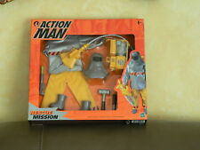 "12"" Inch  Action Man Rescue Mission  MIB Hasbro"