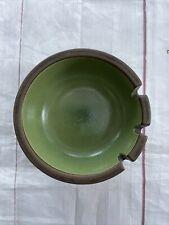 "Vintage Heath Ceramics Ashtray California Studio Pottery 5"" Mid Century Modern"
