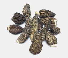 1 lb Fresh 2 oz Dried Whole Morel Mushrooms USA Top Quality Restaurant Grade A