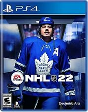 Nhl 22 (PlayStation 4, Physical Copy) Brand New Factory Sealed! Free Shipping