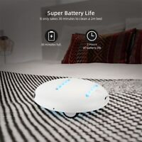 Wireless Smart Mite Bacteria Killing Robot UV Disinfection Vacuum Cleaner