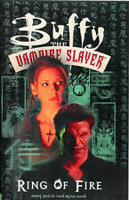 Very Good, Buffy the Vampire Slayer:Ring of Fire, Sook, Ryan, Petrie, Doug, Book