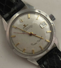 Jaeger LeCoultre Master Mariner Automatic Date mens wristwatch steel case 34 mm.