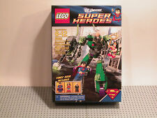 LEGO DC Super Heroes 6862 Superman vs. Power Armor Lex NEW FAST FREE SHIPPING !