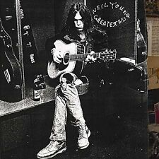 NEIL YOUNG  GREATEST HITS  REMASTERED CD NEW