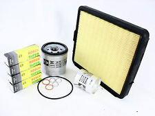 BMW K1 K100RS K1100 Service Kit (with fuel filter) air oil filter spark plugs