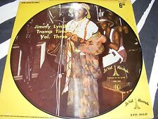 Picture Record Novelty THAT NASTY FUNKY TRAMP Jimmy Lynch La Val Records 70s v.2