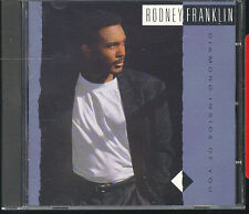 RODNEY FRANKLIN - DIAMOND INSIDE OF YOU - CD ( COME NUOVO )
