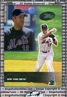 ROBERTO ALOMAR 2003 eTopps #24 New York Mets Card IN HAND MLB HOF
