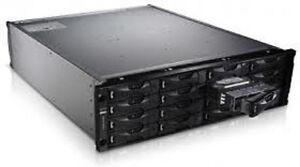Dell EqualLogic PS4000E 16x 500GB SATA Dual Cont PS4000 8TB ISCSI SAN Storage