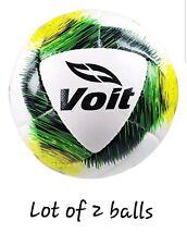 2 Official Match Fifa Voit Soccer Balls Pulzar Liga Bancomer Mx Clausura 2019