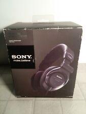 "Sony MDR-V600 Studio Monitor Series Headphones~Professional ""NOS"" - Thailand"