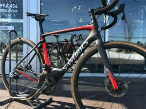 Specialized 2018 S-Works Roubaix-Sram ETap - 54cm-carbono SWorks poco kilometraj