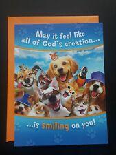 Funny Birthday card ~ Religious