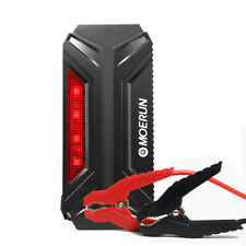 18000mAh 4 USB Powe Car Jump Starter Pack Booster Battery Charger Bank Portable