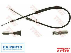 Cable, parking brake for AUDI TRW GCH2648