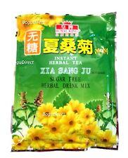 3x Royal king Xia Sang Ju Mulberry Chrysanthemum SUGAR FREE Herbal Tea 30 sachet