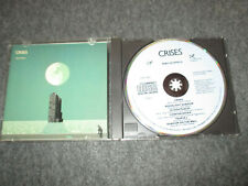MIKE OLDFIELD Crises - CD 1983 West Germany BLUE FACE Virgin 1st press