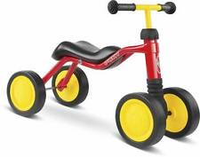 WUTSCH  Kinderfahrzeug von PUKY in ROT, Vorstufe zu Laufrad (30121), 4023