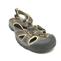 Women's Keen Arroyo II Waterproof Hiking Sandals Shoe Size 9.5 Brown Outdoor V12