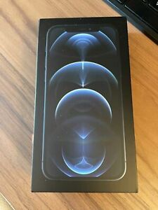 Never Used Apple iPhone 12 Pro Max - 512GB - Pacific Blue (Unlocked)