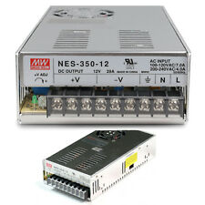 Mean Well NES-350-12 350W AC/DC PSU única salida Switching Power Supply UK