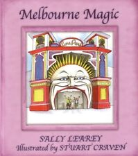 MELBOURNE MAGIC - FOR ALL WHO LOVE OR LIVE IN THE WONDERFUL CITY OF MELBOURNE