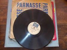 orchestre musette : aubade d'oiseaux - rose mousse -  disque parnasse 1.281