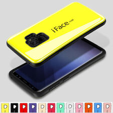 Samsung S8 S9 S10 Note 8 9 10 iFace Mall Armor Shockproof Hybrid Hard Case Cover