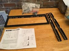 """New listing Leadzm 26-55"""" Wall Mount Bracket Tv Mount Tmw4040 with Sprit Bubble"""