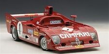 1:18 AUTOart ALFA ROMEO 33 TT 12 Nürburgring Ganador 1975 #1 para