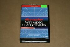 Discwasher FG 1782 VHS-C Format Wet Video Head Cleaner - Vintage - NOS