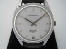 Ulysse Nardin Vintage Mens Stainless Steel Day Date Automatic Watch