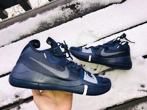 Nike Kobe AD TB Promo Mens Basketball Shoes Midnight Navy AT3874-407 Sz 7 NEW!