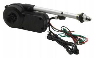 Universal Car Automatic Auto AM & FM Electric Power Radio Antenna Aerial