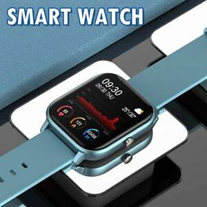 Bluetooth Smartwatch Armband Pulsuhr Blutdruck Fitness Tracker Herren Damen DHL*