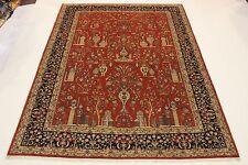 EXCLUSIVAMENTE sherkat farsh Colección Multa Alfombra Persa Oriental 4,00 x 3,00