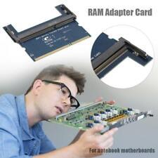 DDR2/DDR3 Laptop para DIMM para Computadora Adaptador de tarjeta adaptadora de memoria RAM DIMM N#S7