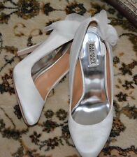 Badgley Mischka Special Occasion/Pumps/Heels/Shoes off White/Ivory?10.5-11 $285+