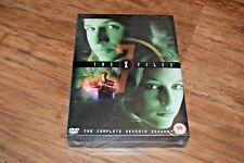 The X-Files - The Complete Seventh (7) Season (DVD, 6-Disc Set)—NEW SEALED