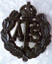 ATS Badge Auxiliary Territorial Service Economy Plastic Badge maker JR & L Ltd