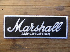 M061 ECUSSON PATCH THERMOCOLLANT aufnaher toppa MARSHALL musique rock