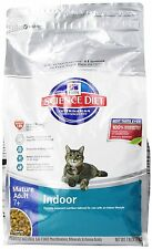 Hill's Science Diet Mature Adult Indoor Dry Cat Food, 7-Pound Bag, New
