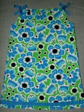 HANNA ANDERSSON Adorable Floral Pillowcase Sundress Dress 140 Girls 10/12