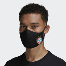 Fc Bayern Adidas Face Cover / Face Mask - M/L - (Pack of 3)
