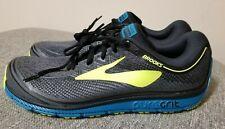 c8c63b74169f8 New Brooks Pure Grit 6 Size 13 Men s Trail Running Dark Gray Shoes  1102591D003