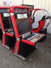 arcade game Vewlix FC cabinet