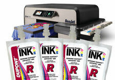 Anajet mPower MP5 MP10 WHITE Replacement 220ml Ink Bag SET