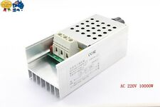AC 220V 10000W SCR Motor Speed Controller Voltage Regulator Dimming Modulation