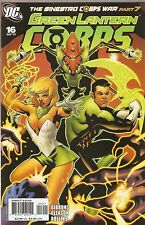 Green Lantern Corps '07 16 VF R3